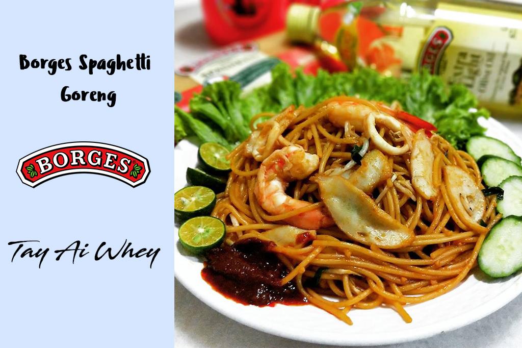 Borges Spaghetti Goreng